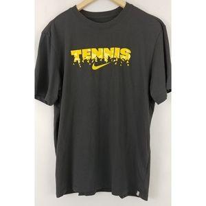 Nike dri fit l tennis t-shirt